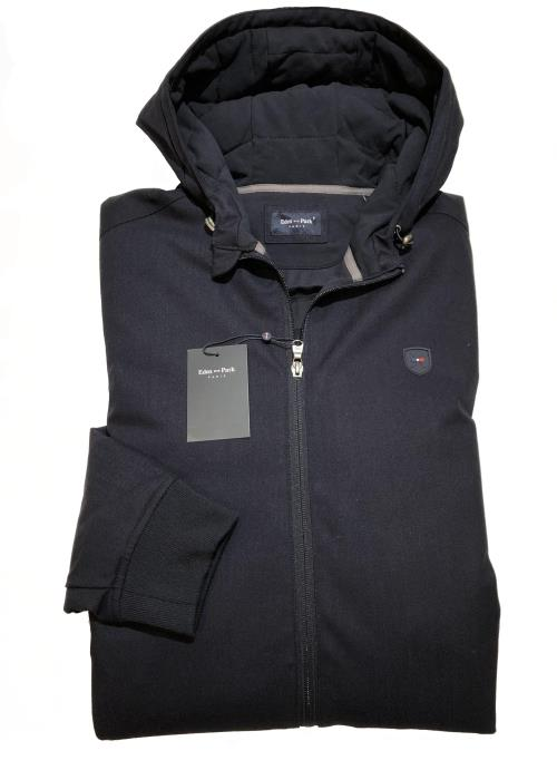 Full Zip Pacific Coat (Navy)