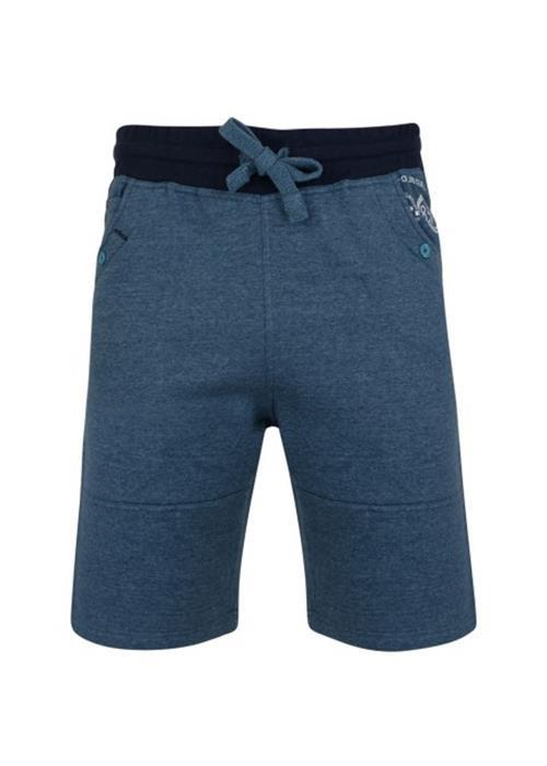 KAM Leisure Short (Denim)