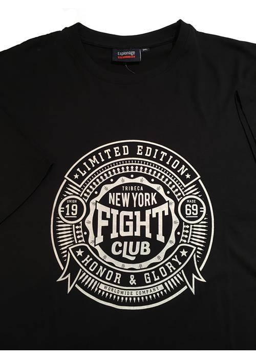 Espionage Fightclub T-Shirt (Black)