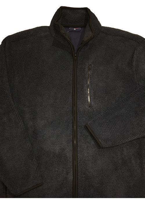 Espionage Fleece Bonded Jacket (Navy)