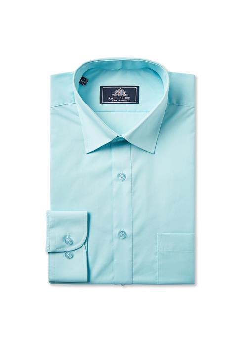 Rael Brook Long Sleeve Shirt (Cyan)
