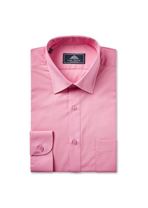 Rael Brook Long Sleeve Shirt (Rose Pink)