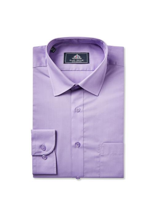 Rael Brook Long Sleeve Shirt (Purple)