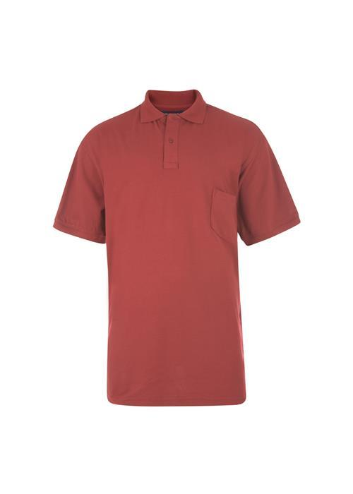 KAM Basics Polo (Wine)