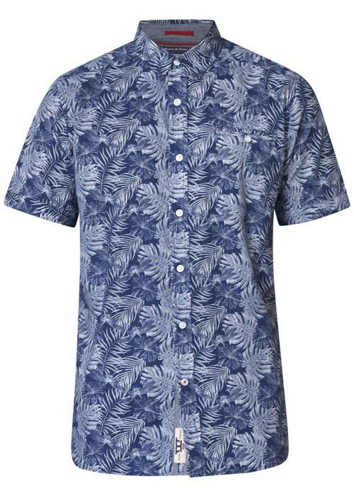 Duke Sheldon Floral Shirt