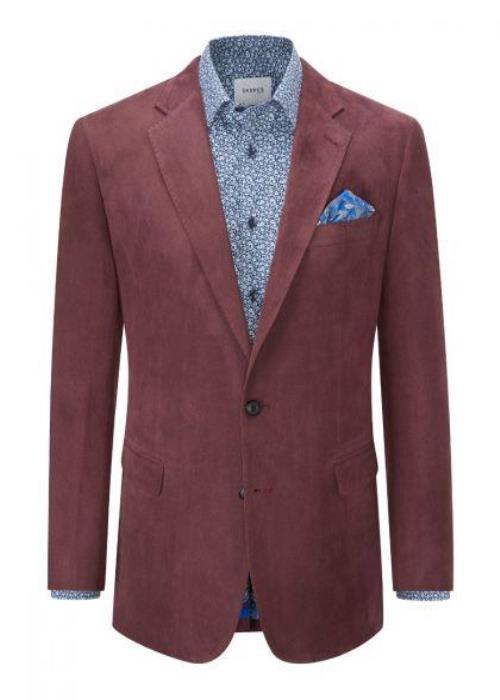Skopes Lisbon Smart Summer Jacket / Blazer (Berry)