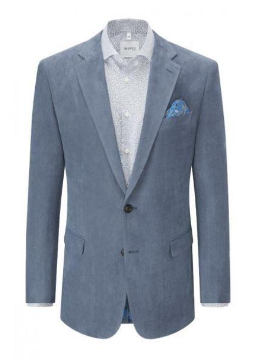 Skopes Lisbon Smart Summer Jacket / Blazer (Blue)