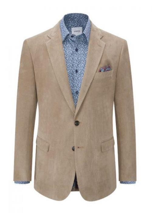 Skopes Lisbon Smart Summer Jacket / Blazer (Sand)