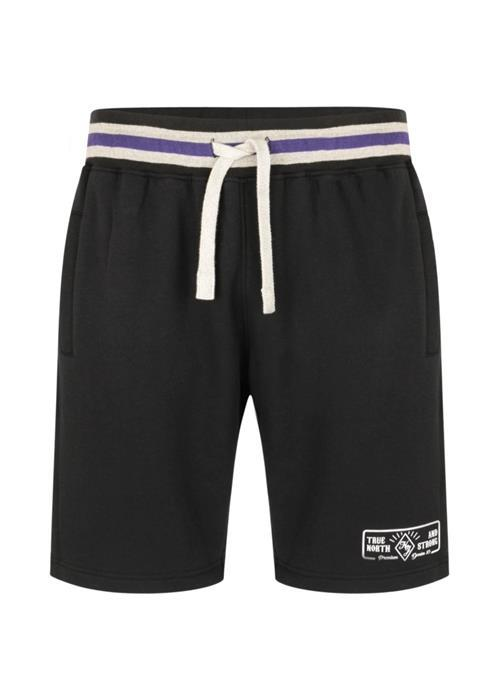 KAM Jersey Shorts (Black)