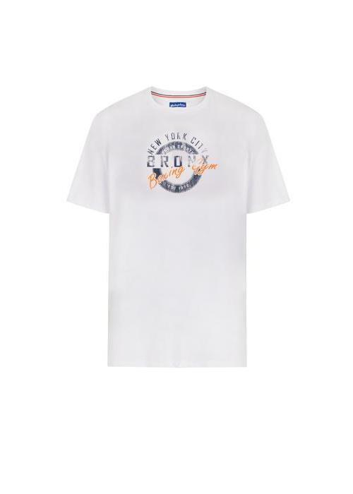 Cotton Valley / Metaphor Bronx Boxing Club Tee (Wine)