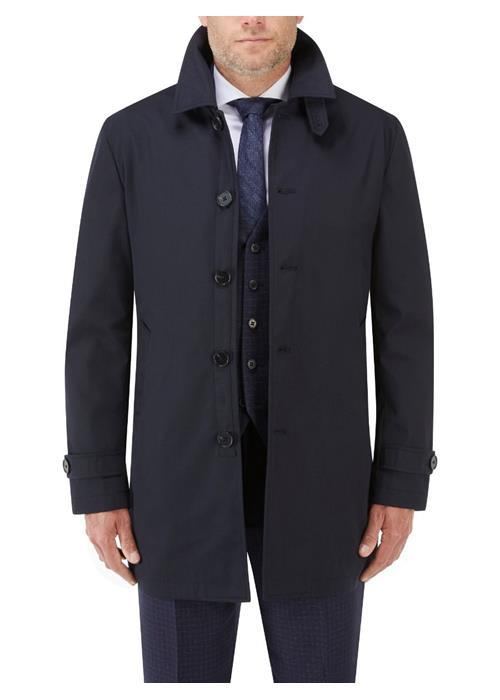Skopes Tufwell Raincoat (Navy)