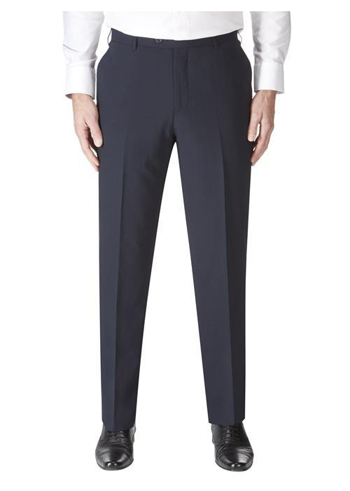 "Skopes Darwin Navy Trousers (42"" - 58"")"