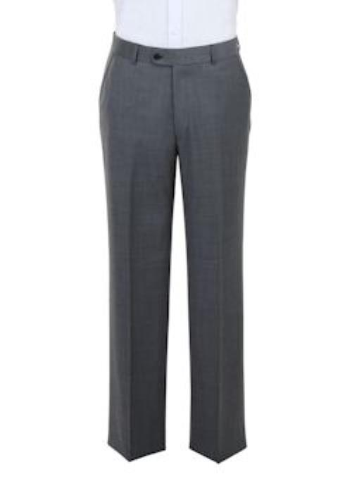 Scott International Pic N Pic Grey Trousers