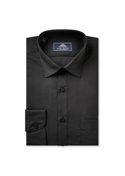 Rael Brook Long Sleeve Shirt (Black)