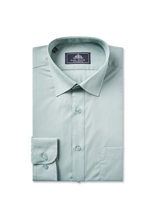 Rael Brook Long Sleeve Shirt (Green)