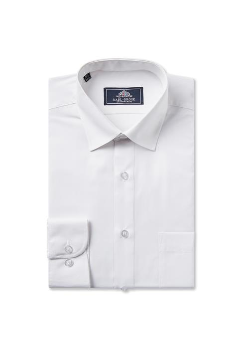 Rael Brook Long Sleeve Shirt (White)