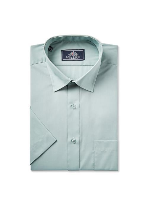 Rael Brook Short Sleeve Shirt (Green)