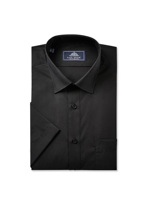 Rael Brook Short Sleeve Shirt (Black)