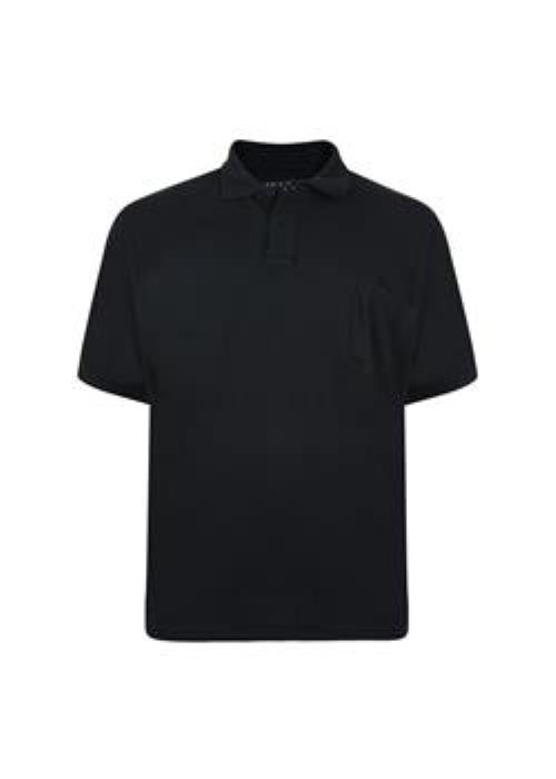 KAM Basics Polo (Black)