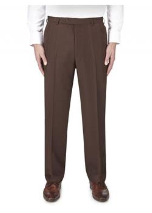 Skopes Wexford Formal Trouser (Chocolate)