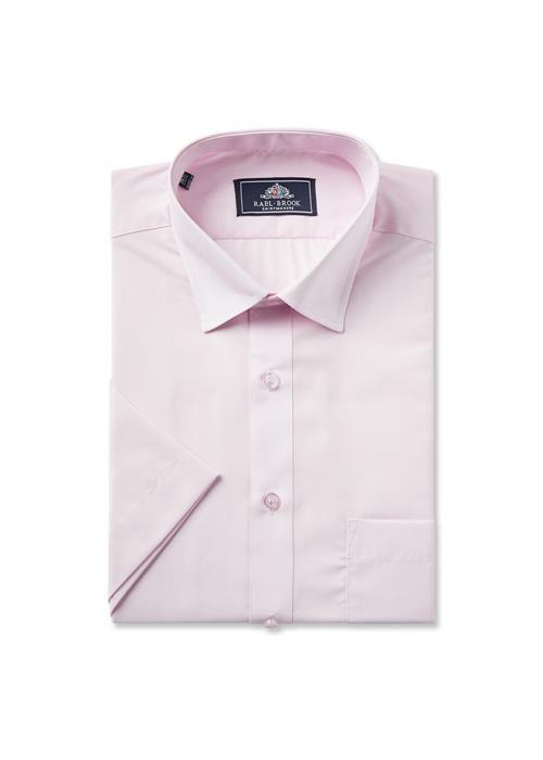 Rael Brook Short Sleeve Shirt (Pink)