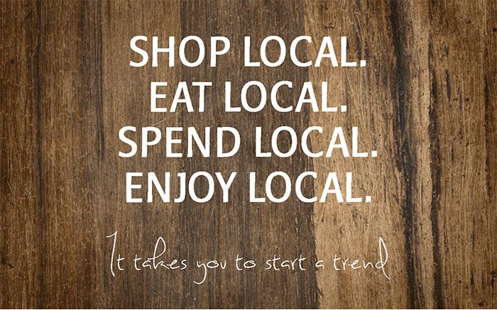 Why Shop Locally?