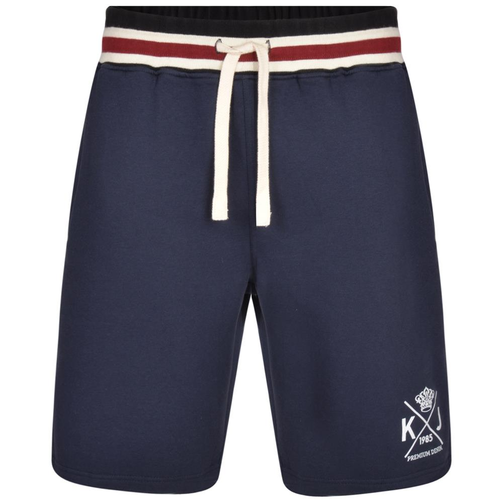 crown jog short (navy)