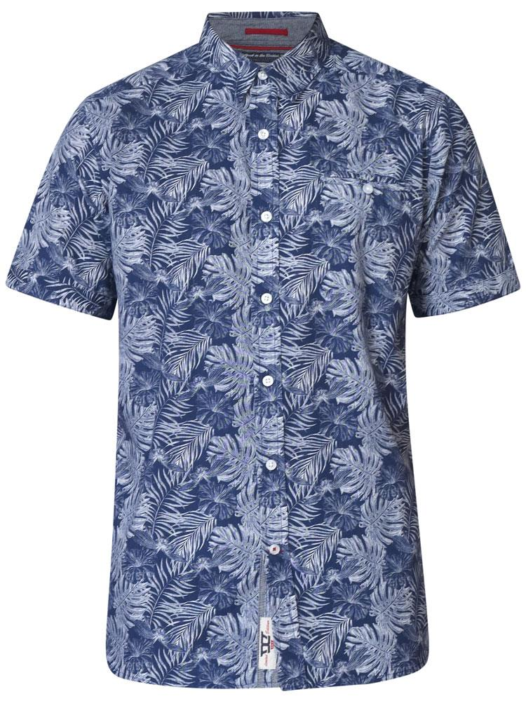 sheldon floral shirt
