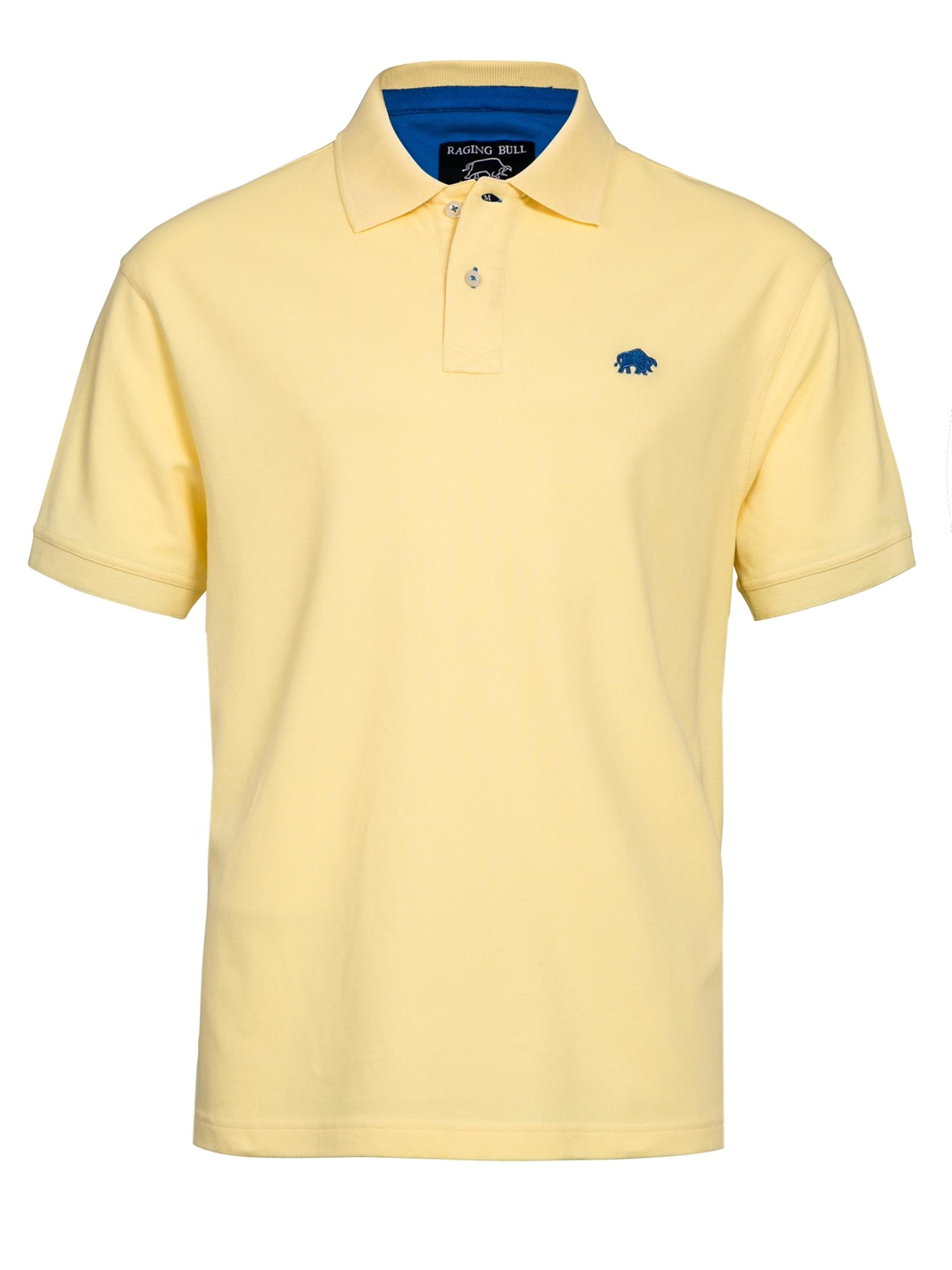 signature polo (lemon)