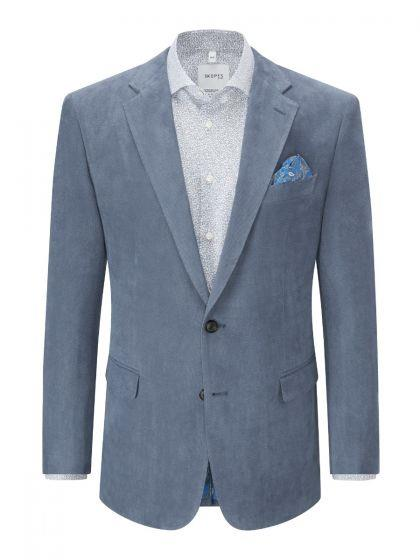 lisbon smart summer jacket / blazer (blue)