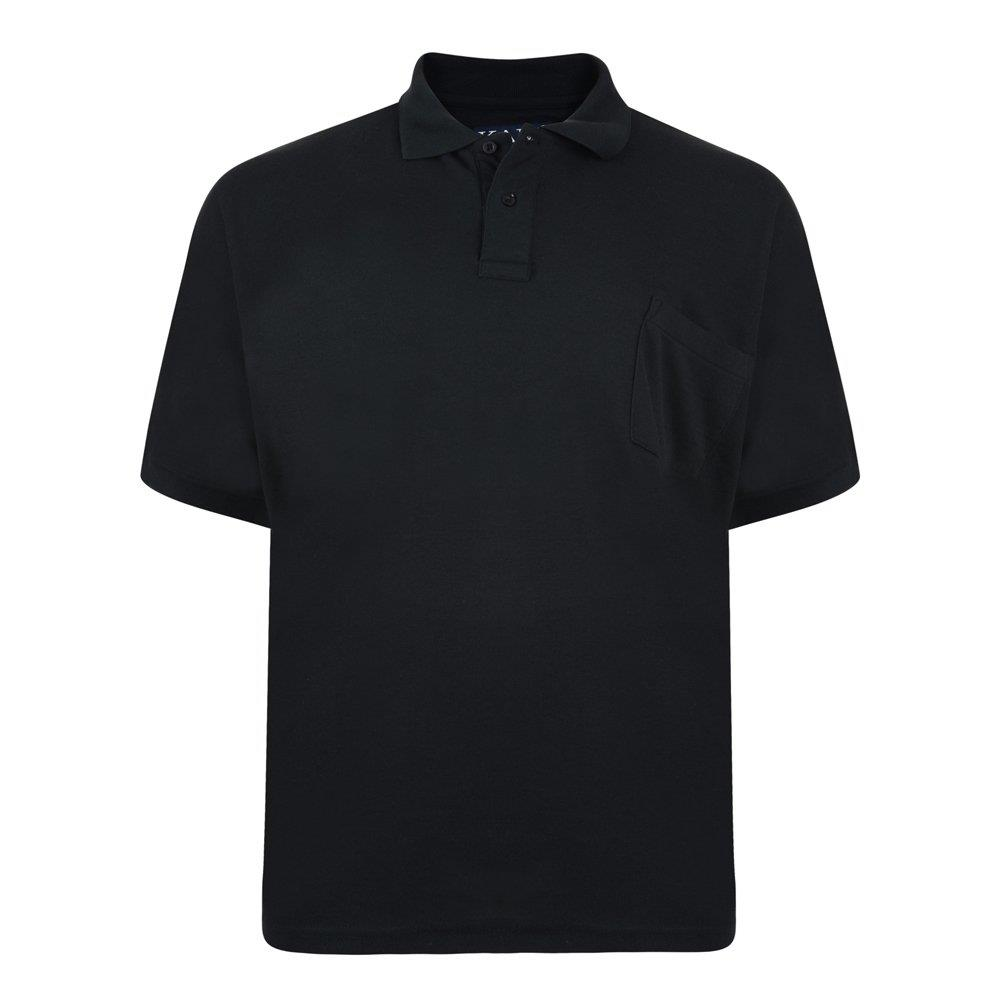basics polo (black)