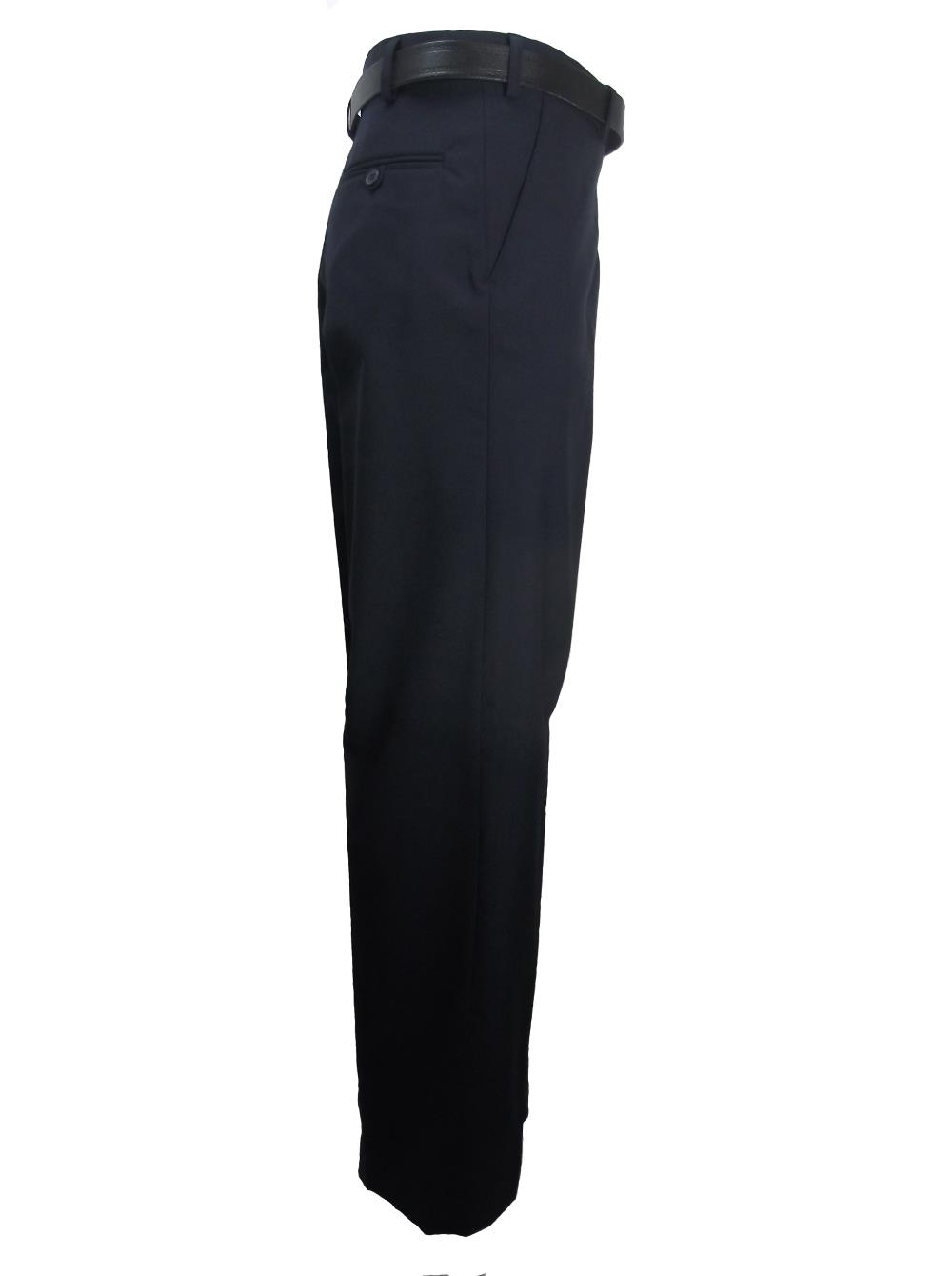 durable press trousers (navy) 32