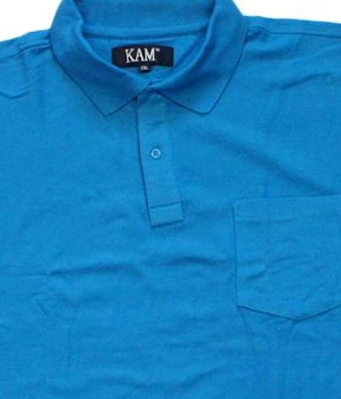 Large Polo Shirts